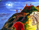 CHRIST CARRYING CROSS 2