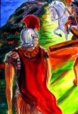 CHRIST CARRYING CROSS 3