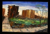 South Bronx With Vacant Lot