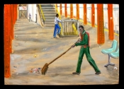 Subway Sweeper
